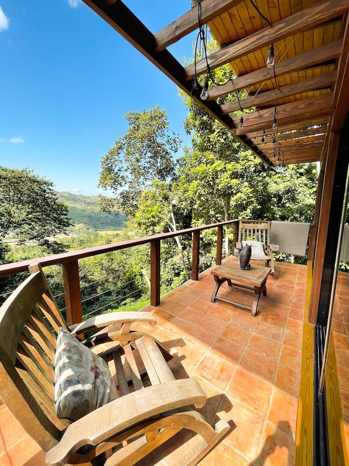 Casa de Montaña en Jarabacoa - Quinta del Bosque