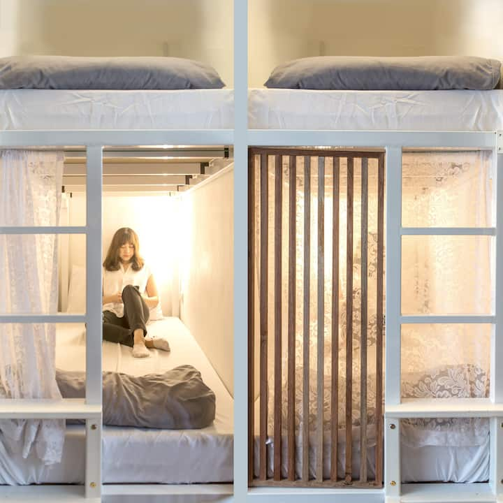 CHATEL HOSTEL BANGKOK - Capsule Bed