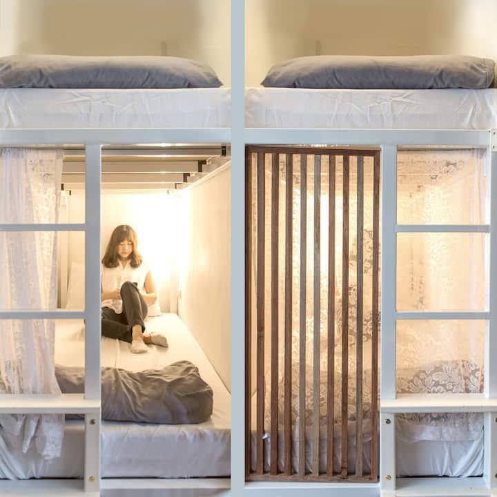 CHATEL HOSTEL BANGKOK - Capsule Bed