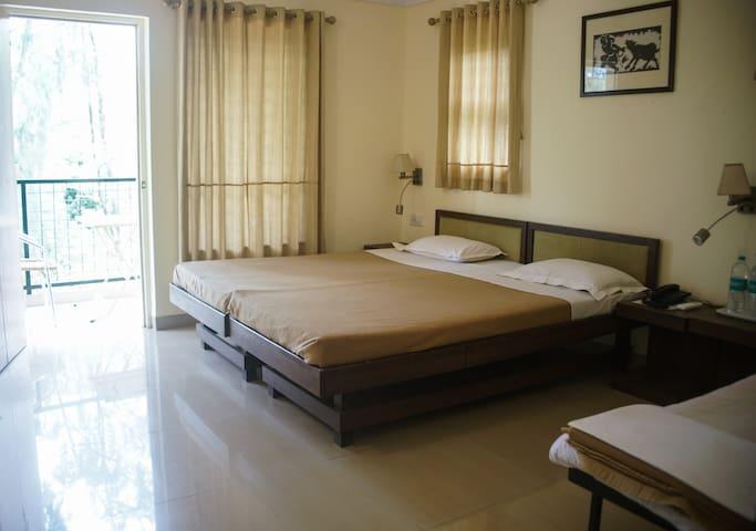 AC Cocoon Rooms at Durshet Raigadh Khopoli Maharastra