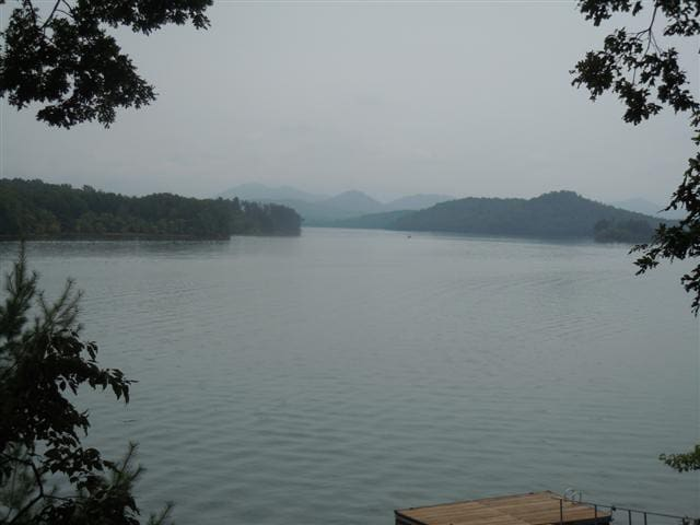 Lakeside Panorama at Cedar Cliff - Hiawassee - Rumah