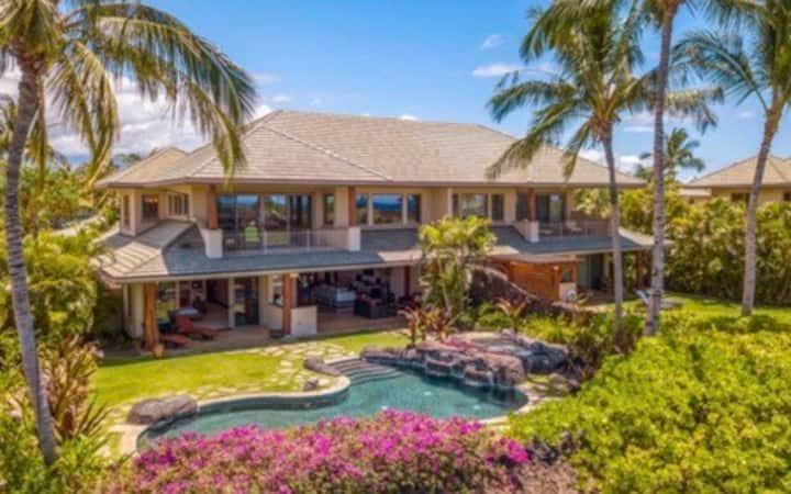 Ke Kailani @ Mauna Lani Private Gated 3BR Villa