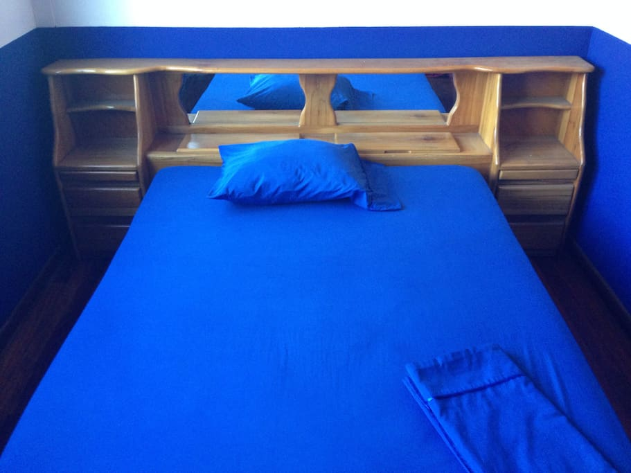 Yes this private room is great for a single traveler, sleeps 2.
