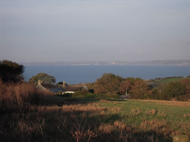 Church View Cottage at The Old Rectory, Rame