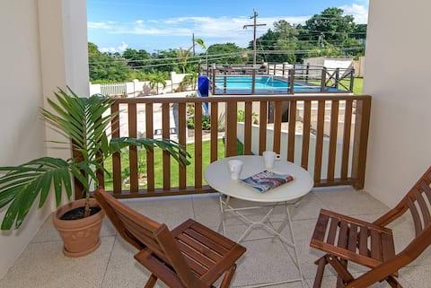 Lovely 2BR Townhouse w/Pool, FREE Beach Shuttle, Beach Club Montego Bay #4