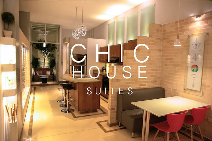 CHIC HOUSE FLAT - Perfect Location - Room #1