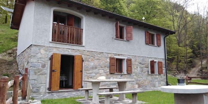 Casa Sonia e Luciano Natura e Relax - CIR 013085