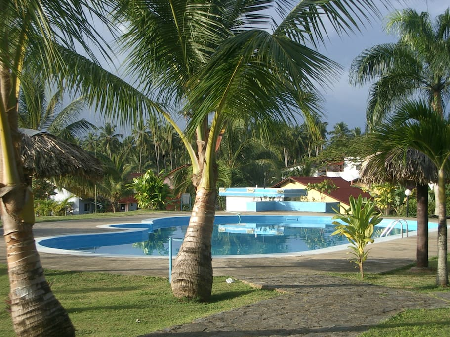 Las Pascualas private swimming pool