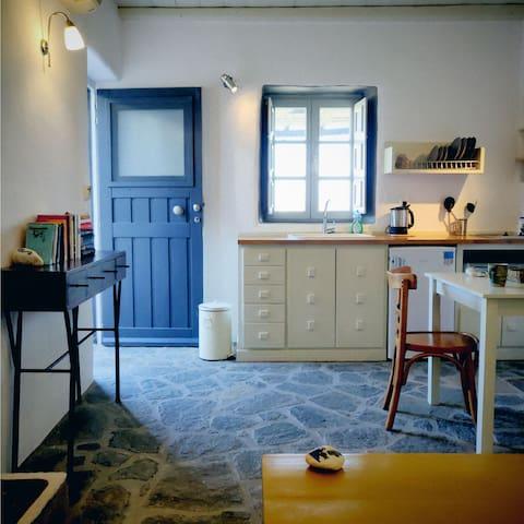 Villa Danai-romantic Studio,Paros
