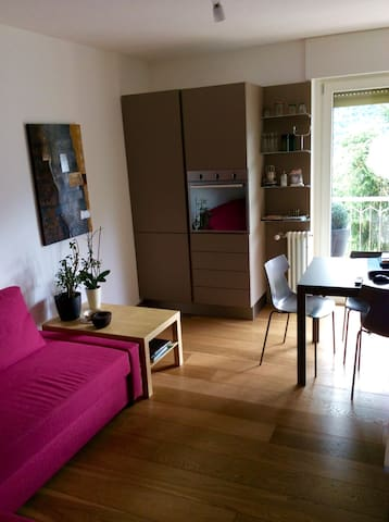Appartamento monti e relax