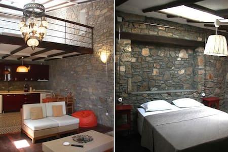 Chelidoni Bozcaada Guesthouse - Bozcaada - Ev
