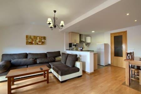 Apartamentos Rurales Sierra de  Gudar - Apartamento 1 habitación (4  personas máximo).  - Descuento 15% Estancia minima 4 noches