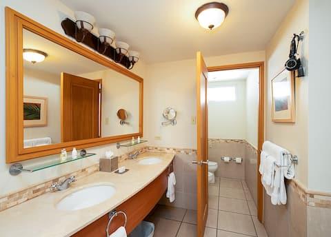 Ocean Villas - Double room with master bathroom