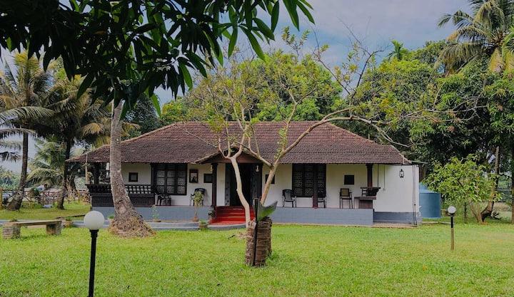 Arogya lake Resort Alleppey Kerala india