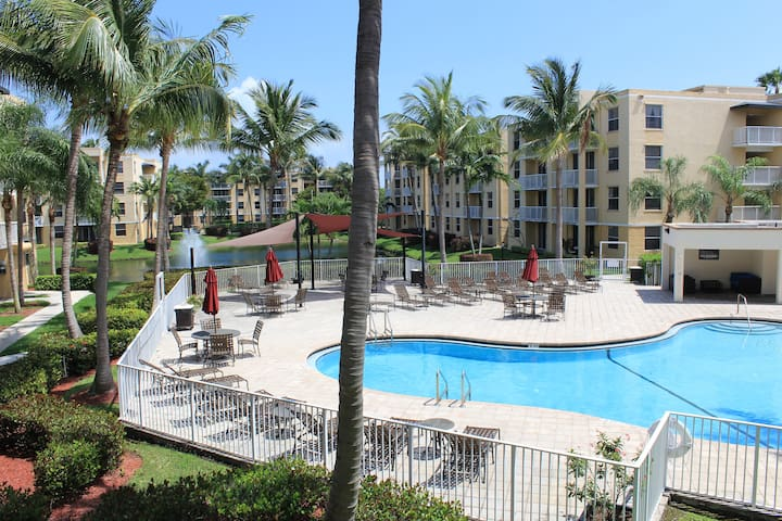 Wonderful place for resting - Dania Beach - Apartment