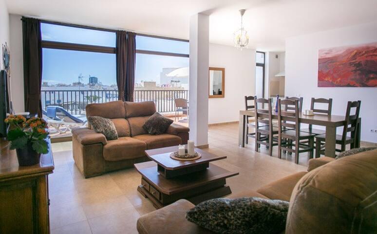 The Penthouse, El Charco - Arrecife