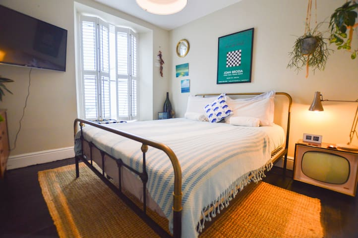 Mostyn House Carbis Bay, St Ives, Cornwall - Rm 2