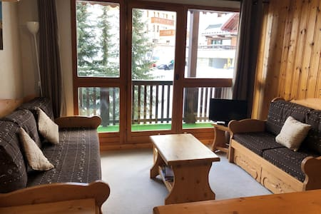 Duplex 2 rooms 4 persons 3* exposed east