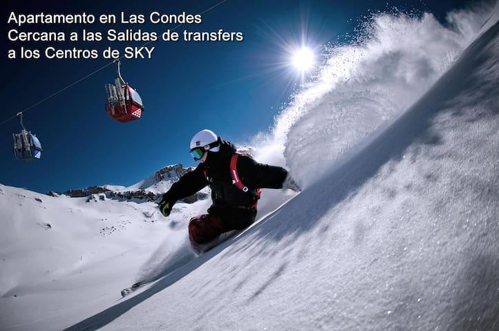Las Condes Apartament - Las Condes - Wohnung