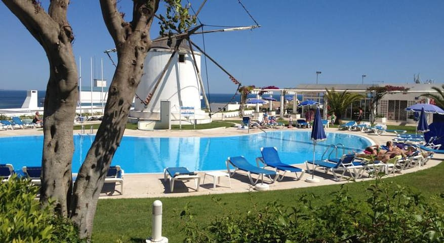 Fantastic apartment with pool near the beach - Albufeira - Apartamento