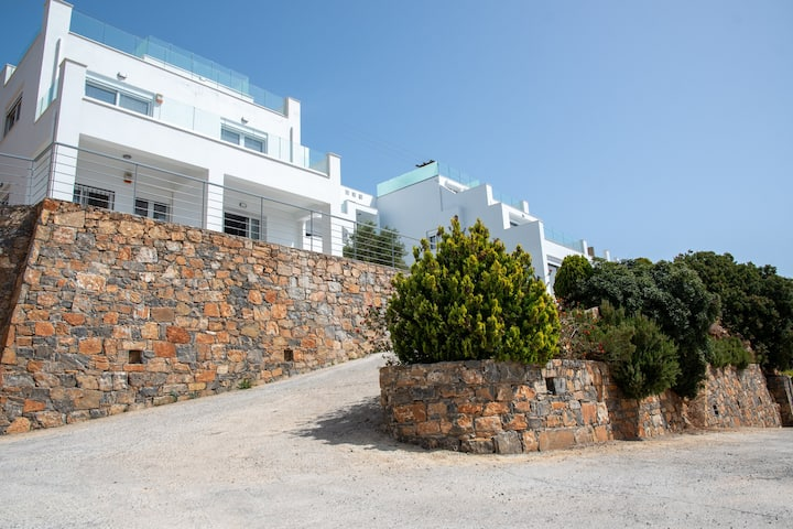 Villa Hermes with sea view - Miracle View Villas