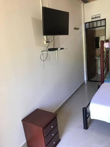habitaciones en zona campestre