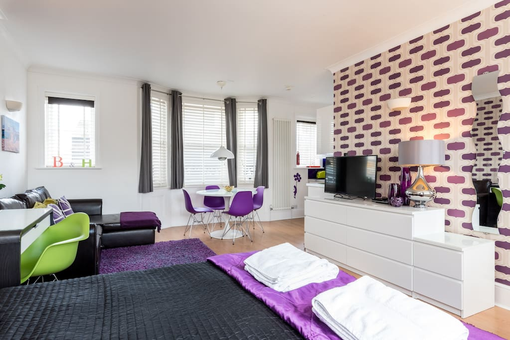 Studio 3 at brighton lanes apartments apartamentos en - Apartamentos baratos en brighton ...