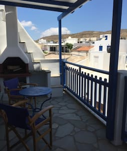 Apartment in Town ! - Tinos