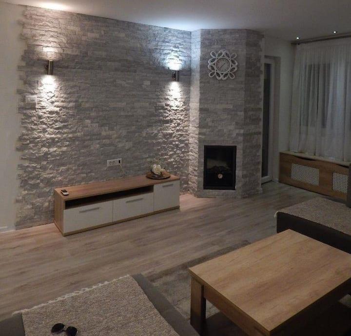 Brand New 2-Bedroom Family Apartment in Skopje