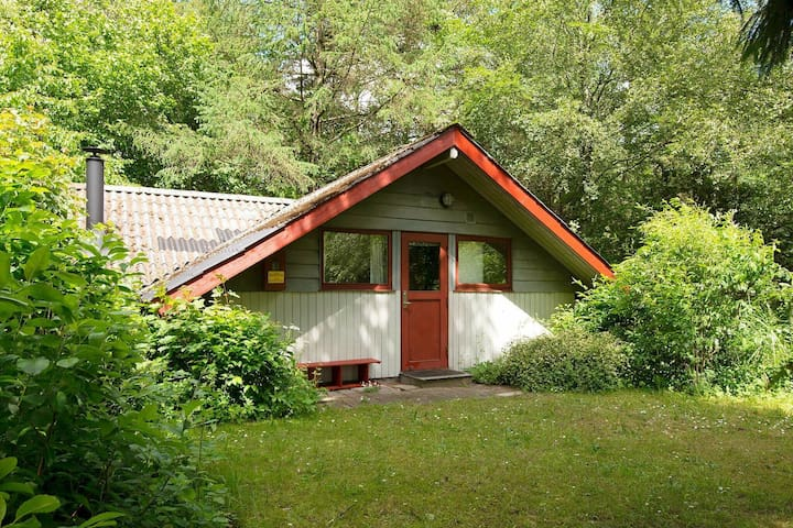 3 person holiday home in Toftlund