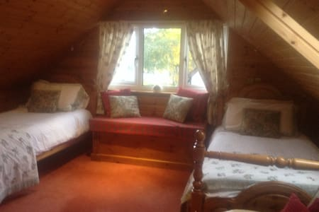 Studio room by Loch Lomond with hot-tub - Drymen - 기타