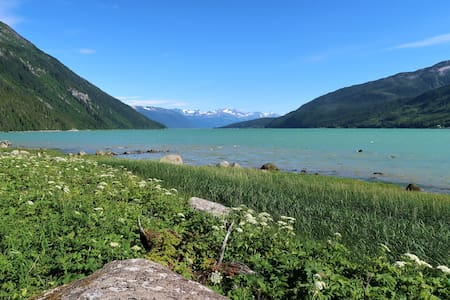 Chilkoot  Cottage - Bear viewing & Fishing