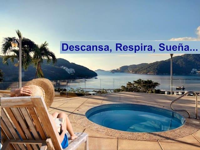 Habitación Económica en Condominio de Lujo. Playa