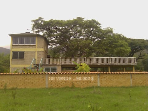 Hacienda Aguizal, su lugar familiar