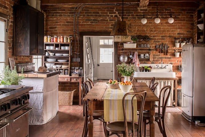Restored 1820 Waterford Village Farm