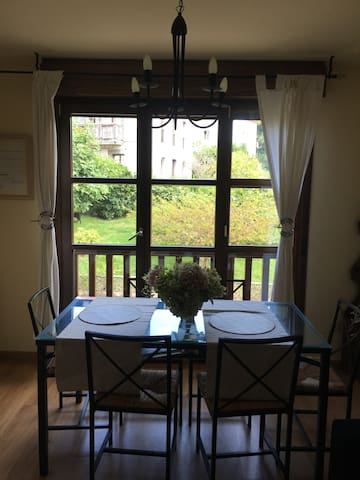 Apartment - holiday & 'Camino de Santiago' - Soto de Luiña