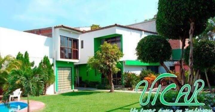 Hotel Vicar Xochitepec, bienvenidos!!