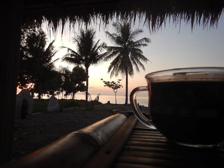 East Lombok Dive Hotel▫Seaview▫AC▫Hot-water▫Scuba