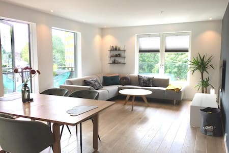 New apartement with central location.