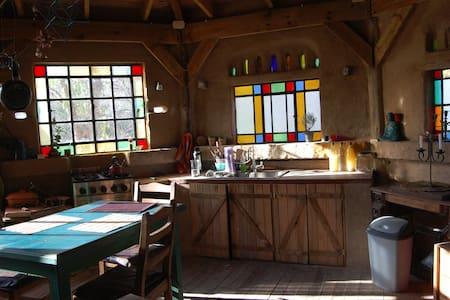Habitación privada en casa compartida de adobe - Belén de Escobar - Cabin - 1