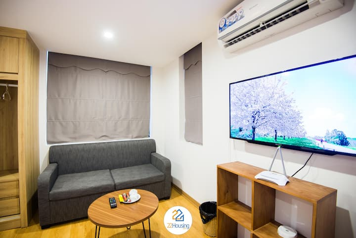 Cozy 1 BR apartment style Japanse on Linh Lang #56