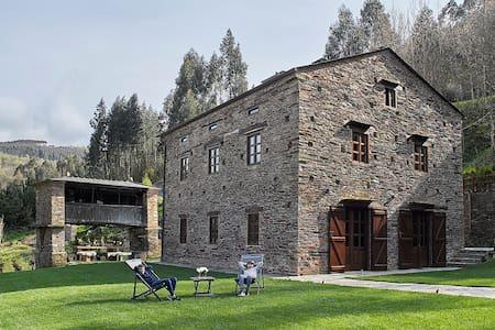 Casona de Labrada, Turismo Rural de calidad y lujo - Labrada
