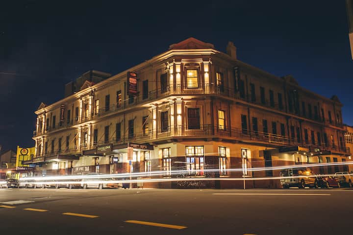 Historic Cambridge Hotel