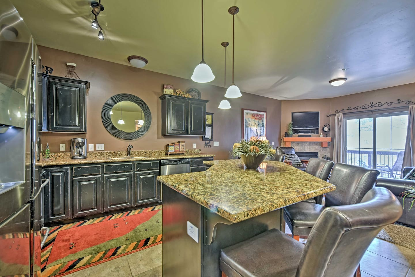 Enjoy world-class ski slopes & biking trails st this Park City vacation rental!
