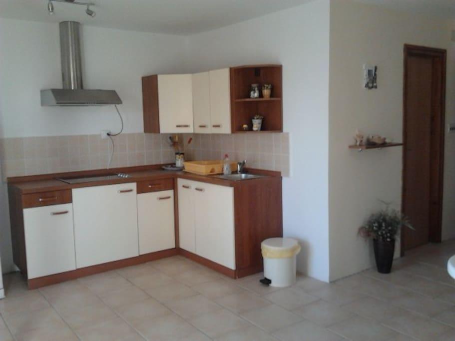 Apartman 1- kuhinja