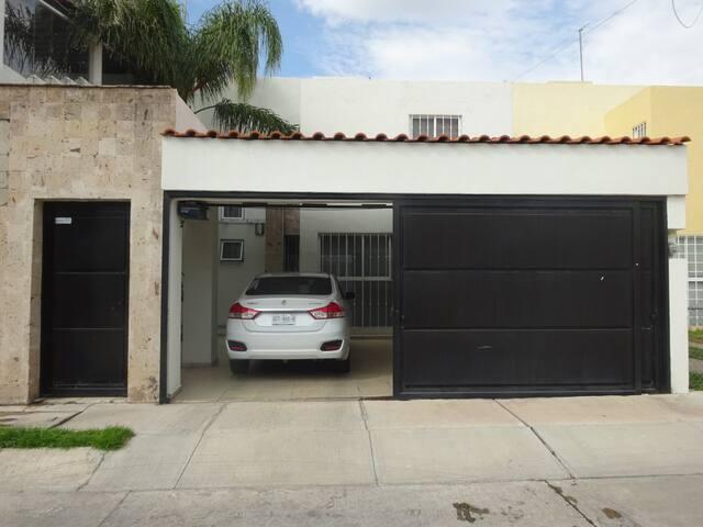 Casa en zona norte de Aguascalientes