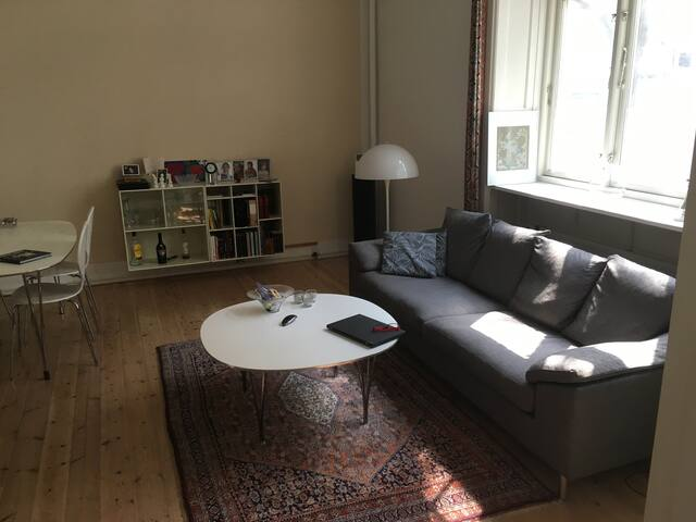 Central moderen appartement in city Copenhagen - เฟรเดอริคเบิร์ก - อพาร์ทเมนท์