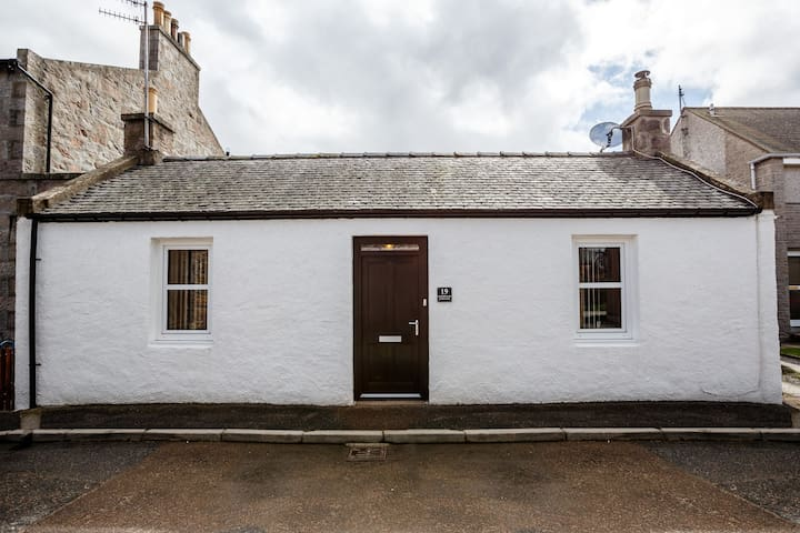 Detached 2 bedroom cottage - Ballater - Talo