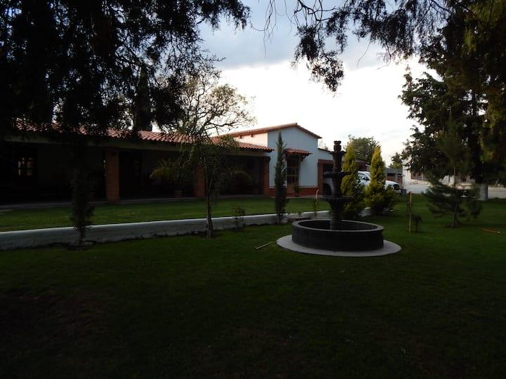 Villa Rústica San Isidro