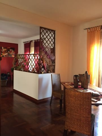Spacious apartment in Mondello - Palermo - Apartment